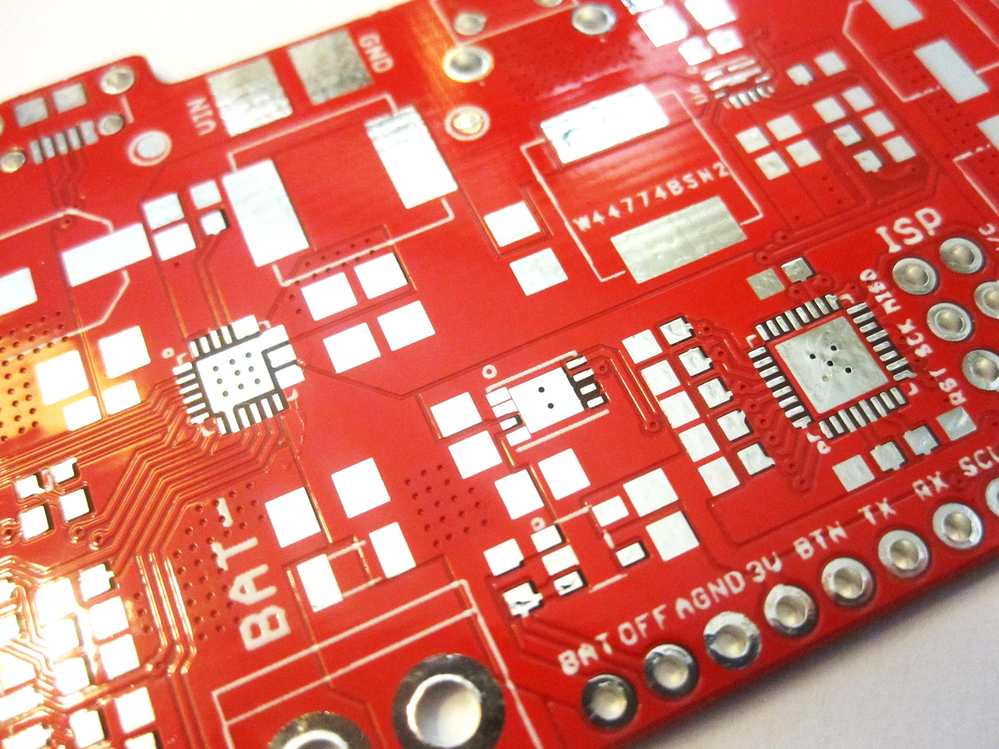 PCBWay pcb prototype review: 2oz copper, 65x40mm @ $28